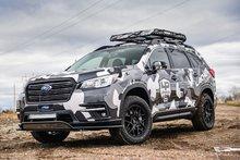 Projet Subaru Ascent - LP Aventure - 19