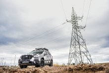Projet Subaru Ascent - LP Aventure - 20