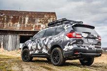 Projet Subaru Ascent - LP Aventure - 23