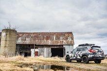Projet Subaru Ascent - LP Aventure - 24