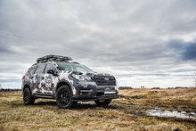 Projet Subaru Ascent - LP Aventure - 26