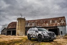 Projet Subaru Ascent - LP Aventure - 30
