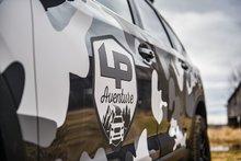 Projet Subaru Ascent - LP Aventure - 35