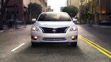 2015 Nissan Altima: The Staple