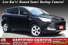 2014 Ford Escape SE 2WD - Low Km's