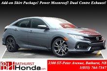 2019 Honda Civic Hatchback Sport - HS