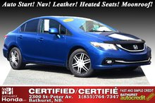 2013 Honda Civic Sedan Touring