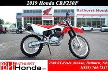 2017 Honda CRF230 F