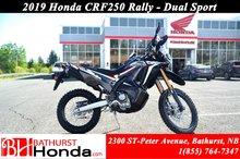 2019 Honda CRF250 RALLY