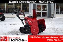 9999 Honda HSS724TC