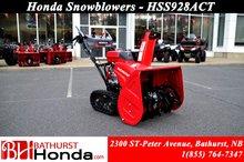 9999 Honda HSS928ACT