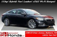 2019 Honda Insight Touring / Hybrid