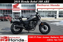 2018 Honda Rebel 300 - ABS