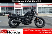 2018 Honda Rebel 500 - ABS