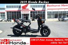 2019 Honda Ruckus NPS50