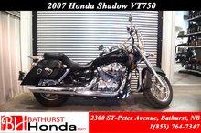 2007 Honda Shadow VT750