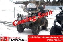 2013 Honda TRX500 Foreman