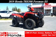 2019 Honda TRX500 Foreman es