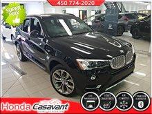 BMW X3 XDrive28i   AWD 2016