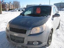 Chevrolet Aveo LS **NOUVEL ARRIVAGE** 2009