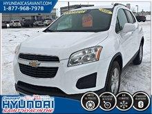 Chevrolet Trax LT **Garantie M.T.D. 16/02/2020 ou 160000km** 2015