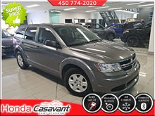 Dodge Journey 2WD 2012