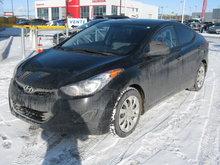 Hyundai Elantra GL ** + de photos à venir** 2013