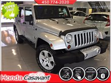 Jeep Wrangler Unlimited Unlimited Sahara AWD 2011