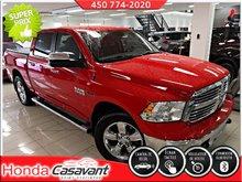 Ram 1500 Big Horn / CREW CAB / DIESEL  AWD 2015