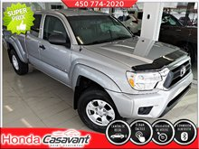 Toyota Tacoma ACCESS CAB  V6  SR5  4X4 2015