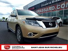 Nissan Pathfinder SL* 7 passagers*Cuir*Hayon électrique*Démarreur* 2013