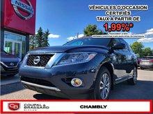Nissan Pathfinder SL*AWD*JAMAIS ACCIDENTÉ*NAVIGATION*CUIR* 2015