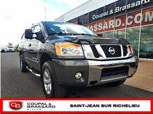 Nissan Titan SV*King Cab*9500 lbs de remorquage*Boite fermée* 2011
