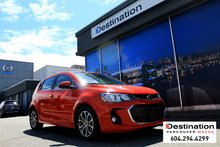 2018 Chevrolet Sonic LT - Quick Zippy Hatch, Local, Non Smoker!