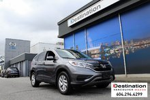 2015 Honda CR-V SE - local, non smoker and only 48K kms!