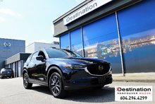 2018 Mazda CX-5 GT - With Nav, Sunroof, non smoker!