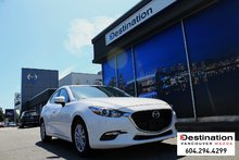 2018  Mazda3 Sport GS - Like New Condition Non Smoker!!!
