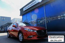 2018  Mazda3 Sport GS - Great price, local, non smoker!