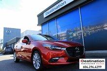 2018  Mazda3 Sport GT - local, non smoker, excellent condition!|