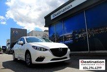 2016  Mazda3 GX - Non Smoker! Great Price!