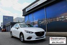 2016  Mazda3 GS - local, non smoker, great deal!