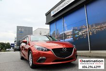 2016  Mazda3 GS - Local Vehicle, non Smoker!