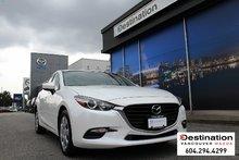 2017  Mazda3 GX - local vehicle, non smoker!