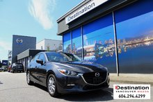 2018  Mazda3 GS- local, non smoker! - With NAVIGATION!
