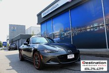 2017 Mazda MX-5 RF GS - With Dashcam!, Navigation, Non Smoker!