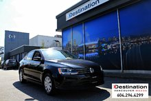 2015 Volkswagen Jetta Sedan Trendline+ - local, non smoker, great price!
