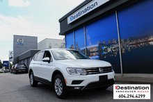 2018 Volkswagen Tiguan Trendline-Spacious, local, non smoker!