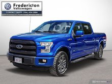 2015 Ford F150 4x4 - Supercrew Lariat - 157 WB