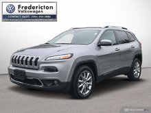 2018 Jeep Cherokee FWD Limited
