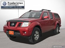 2012 Nissan Frontier Crew Cab PRO-4X at